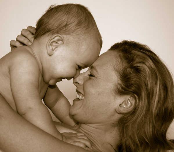 La madre es el ser más especial en la tierra
