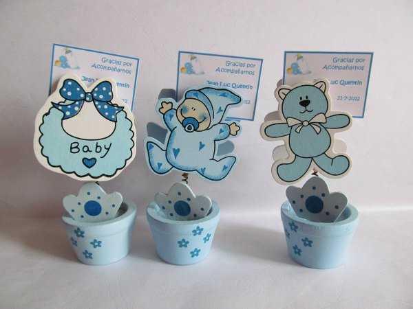 Lindos recuerdos para tu baby shower! | Fiesta101