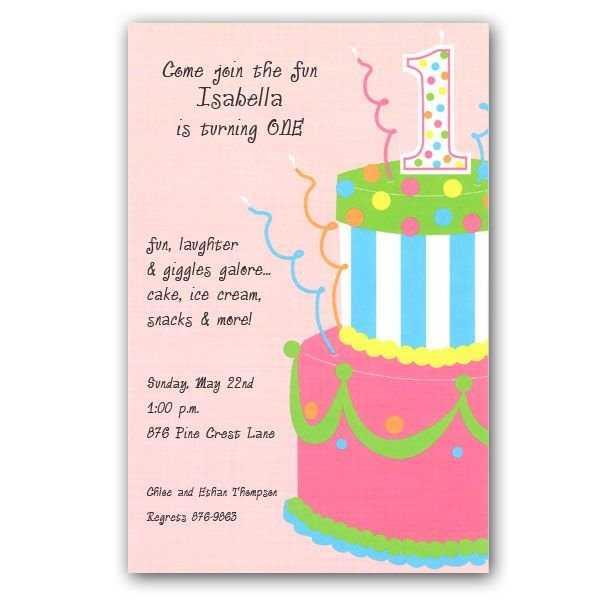 Tarjetas De Invitación Para Cumpleaños De Primer Añito Imagui