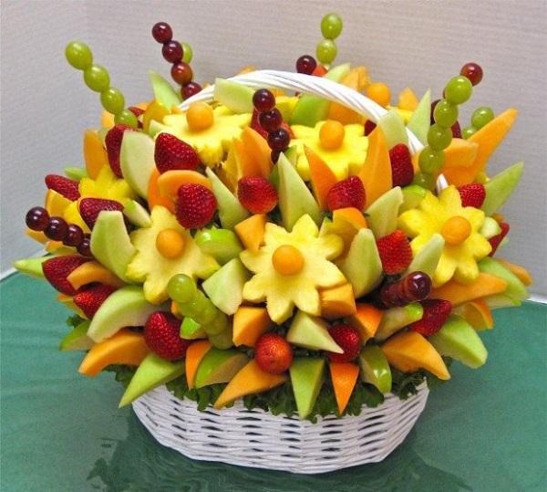 Edible Fruit Arrangement Ideas