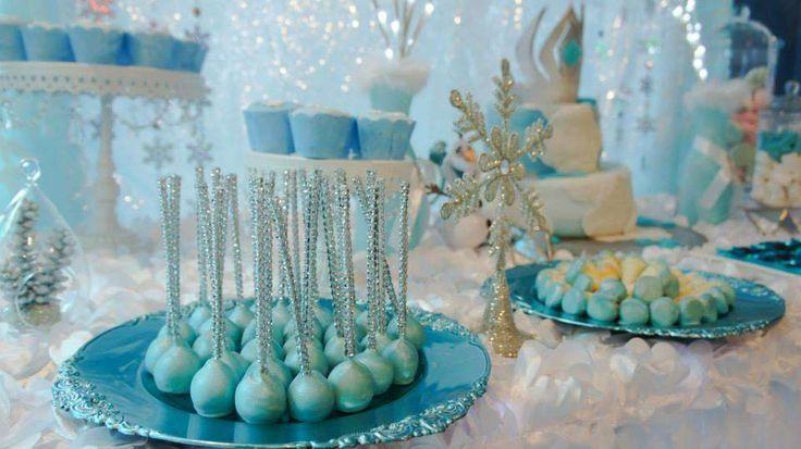 Decora la fiesta de tu pequeña al estilo Frozen! | Fiesta101