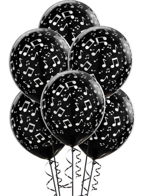rock balloons