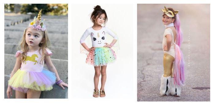 outfit unicornio niñas
